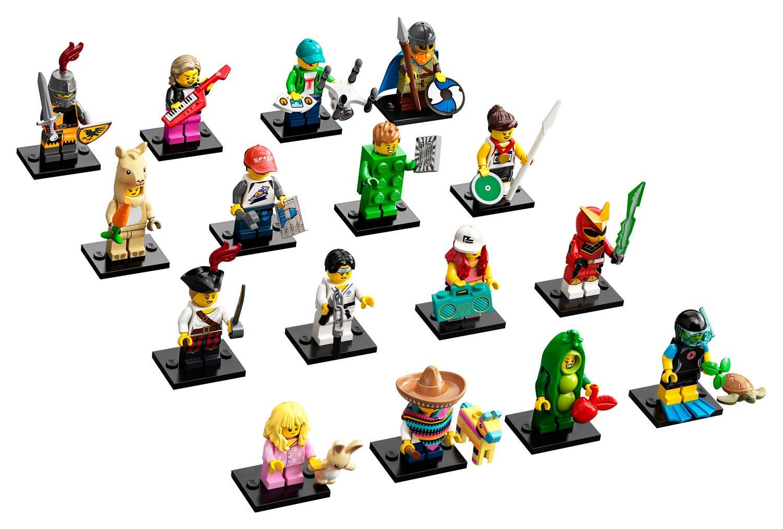 lego series 20