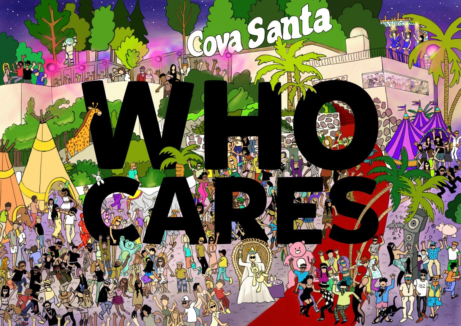 Who Cares Cova santa By cocoon 20