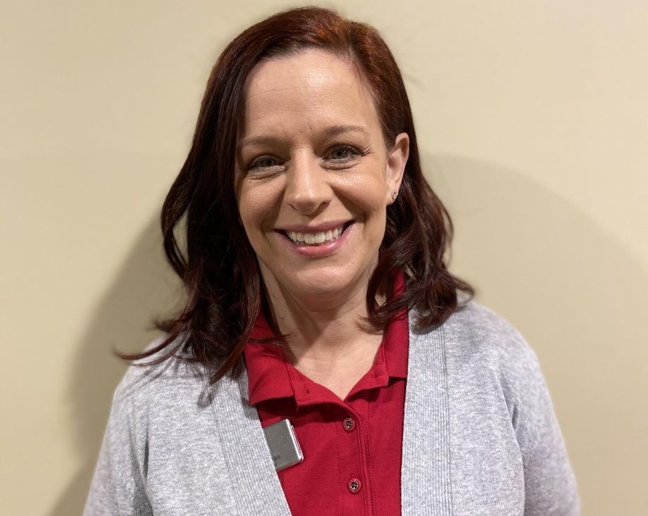 Stephanie Katsaras , Toddler Co-Teacher