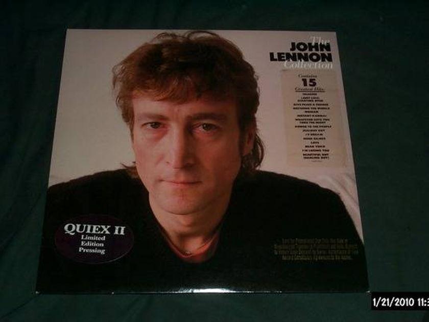 John Lennon - Audiophile Vinyl john lennon collection nm