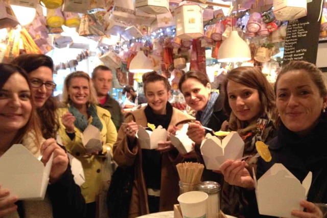 Enjoy Tasty Food Around Soho - Food Tour Menu A