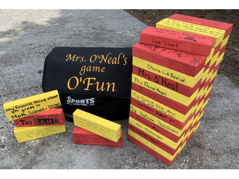 Fourth Grade- Mrs. Oneal's Game-O-Fun