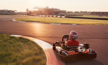 Solo Karting League - May, 6th 2018 2:30pm-6pm
