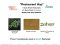 CookNSolo Restaurant Hop