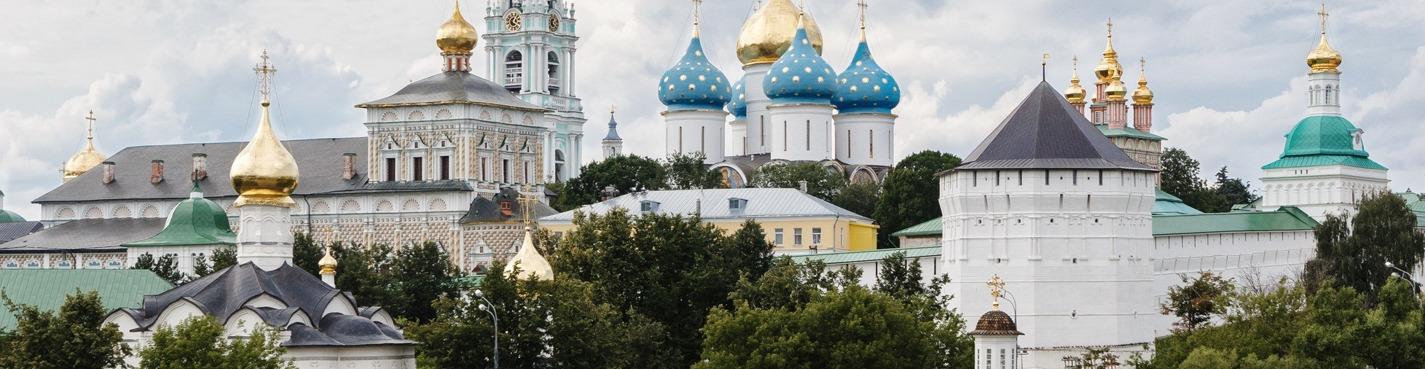 Выходные на софринской земле (Абрамцево, Сергиев Посад) + SPA отель