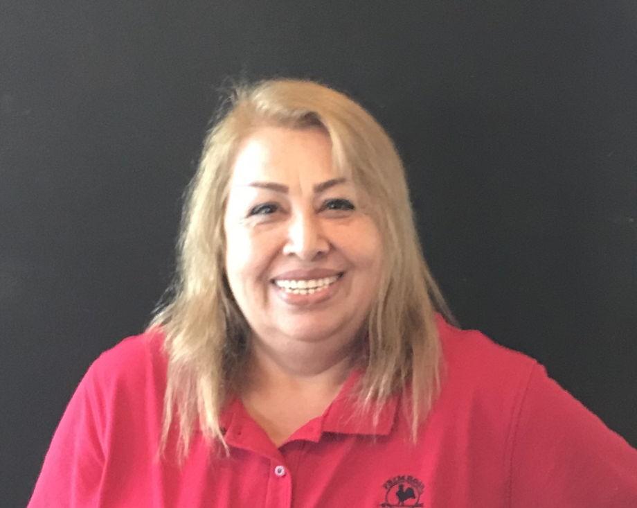 Ms. Aida Bidar , Early Preschool 2 Assistant Teacher