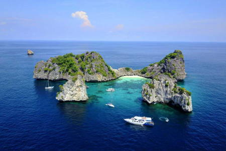 Rok & Haa Island By Speedboat