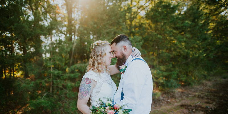 A Rustic Barn Wedding