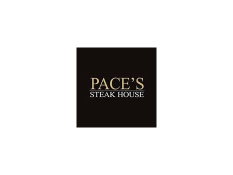 Gift Certificate to Pace's Steak House