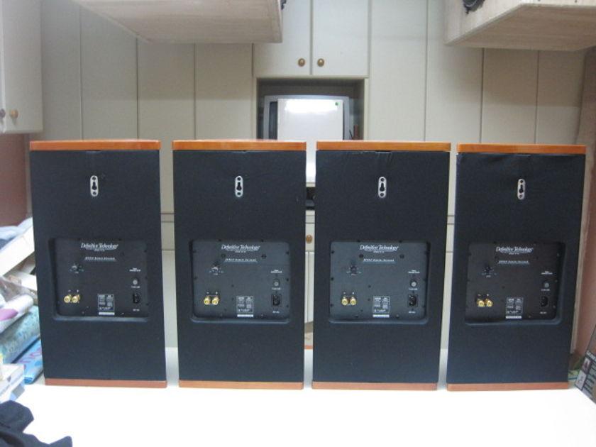 Definitive Technology BPVX/P Full-Range Bipolar Surround Speakers