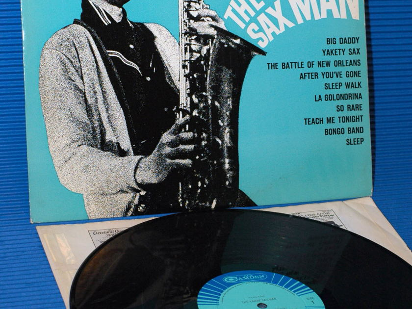 "BOOTS RANDOLPH  - ""The Yakin' Sax Man"" - RCA 1964 early pressing"