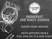 ROAST DINNER AND BREAKFAST image