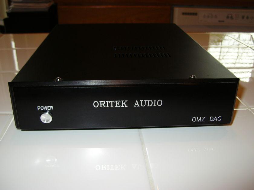 Oritek OMZ Dac NOS Dac Great sound!