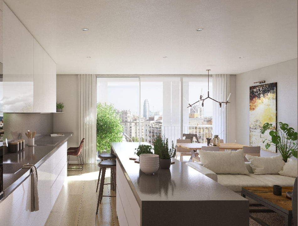 Real estate in Barcelona | Houses and apartments for sale