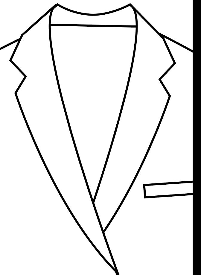 Tailormate   Hakrevers blazer