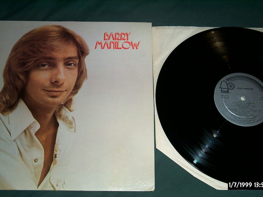 Barry Manilow - S/T Bell Label LP NM