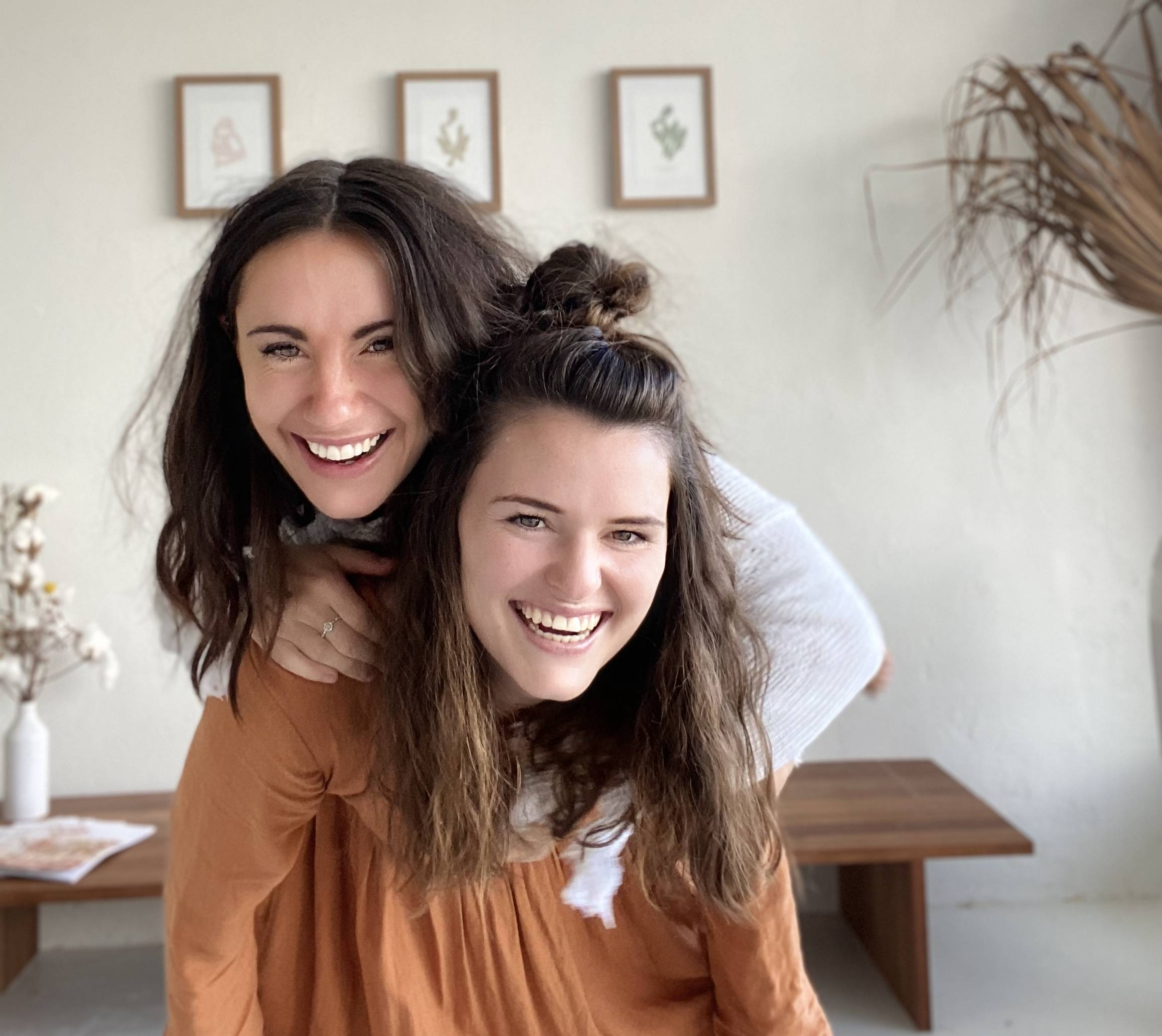 Headshot of Owners, Alysha and Shanah