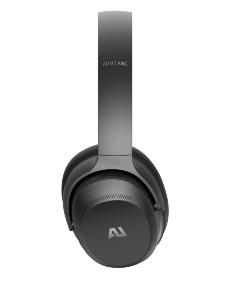 side view ausounds AU-XT ANC headphones