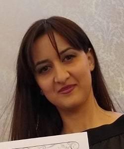 Nare Simonyan Pharmaceutical Scientist