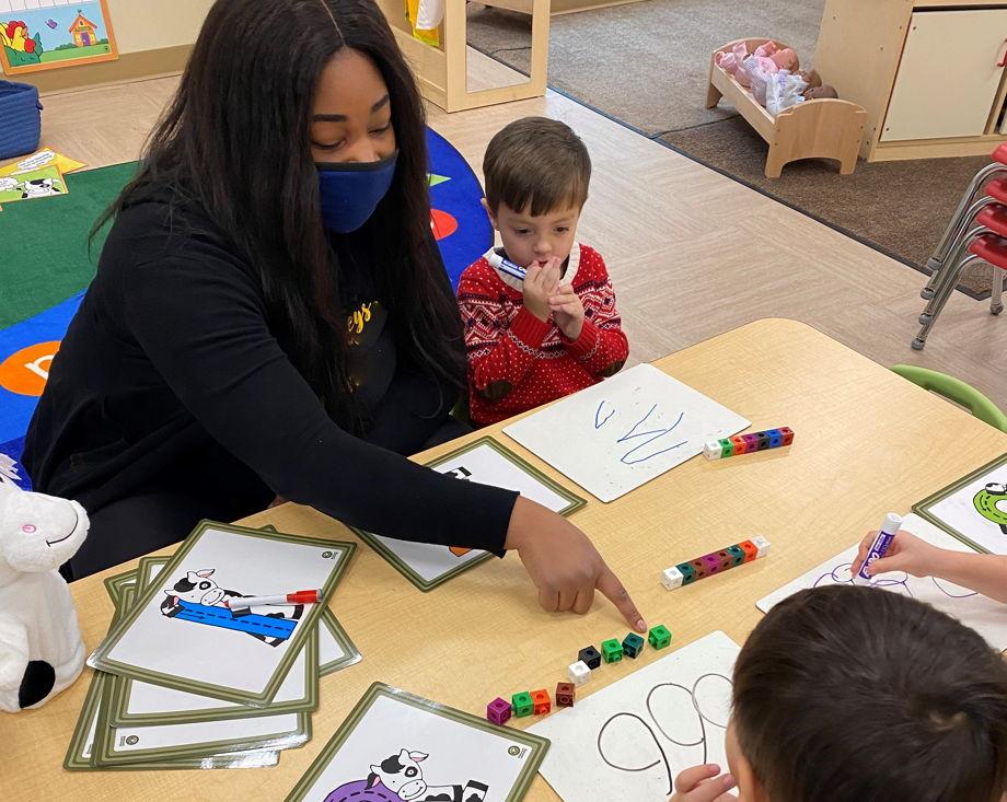 Ms. Martin , Private Pre-Kindergarten