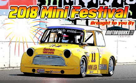 Watkins Glen Mini Festival - with SVRA
