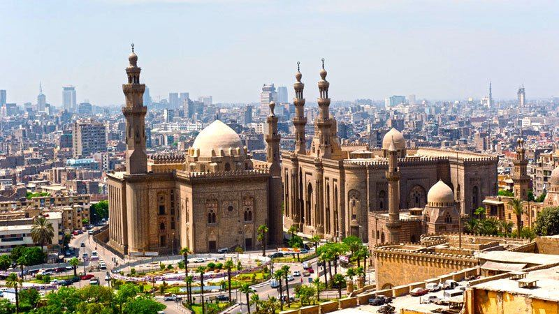 Old Cairo, Egypt