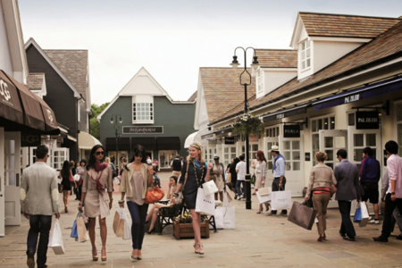 Designer Outlet Shopping Day Out