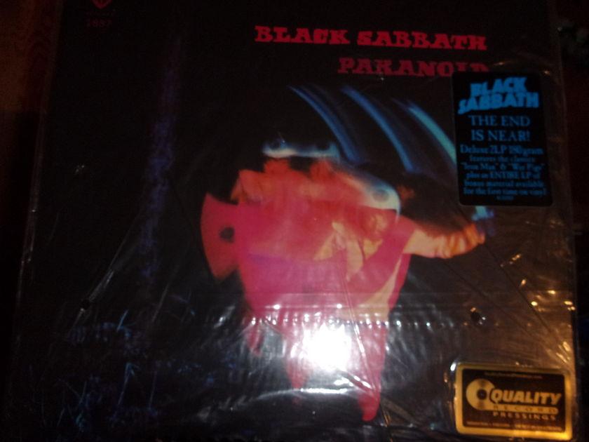 Black Sabbath - Paranoid (Deluxe Edition) 2LP 180 Gram Vinyl