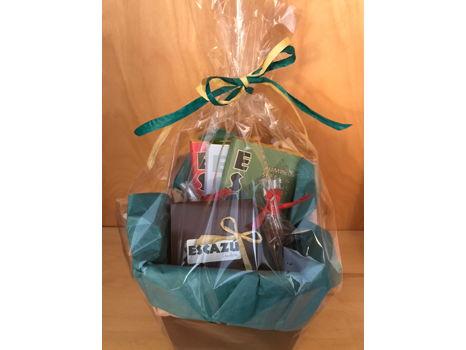 Escazu Chocolates Gift Basket