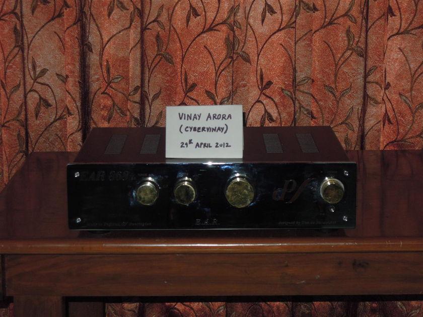 EAR Yoshino 868P EAR 868P Tube Pre with mm/mc Phono - Best EAR Yoshino (Tim de Paravicini)