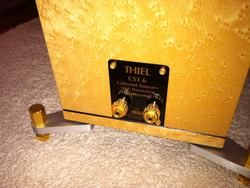 Thiel CS1.6 speakers