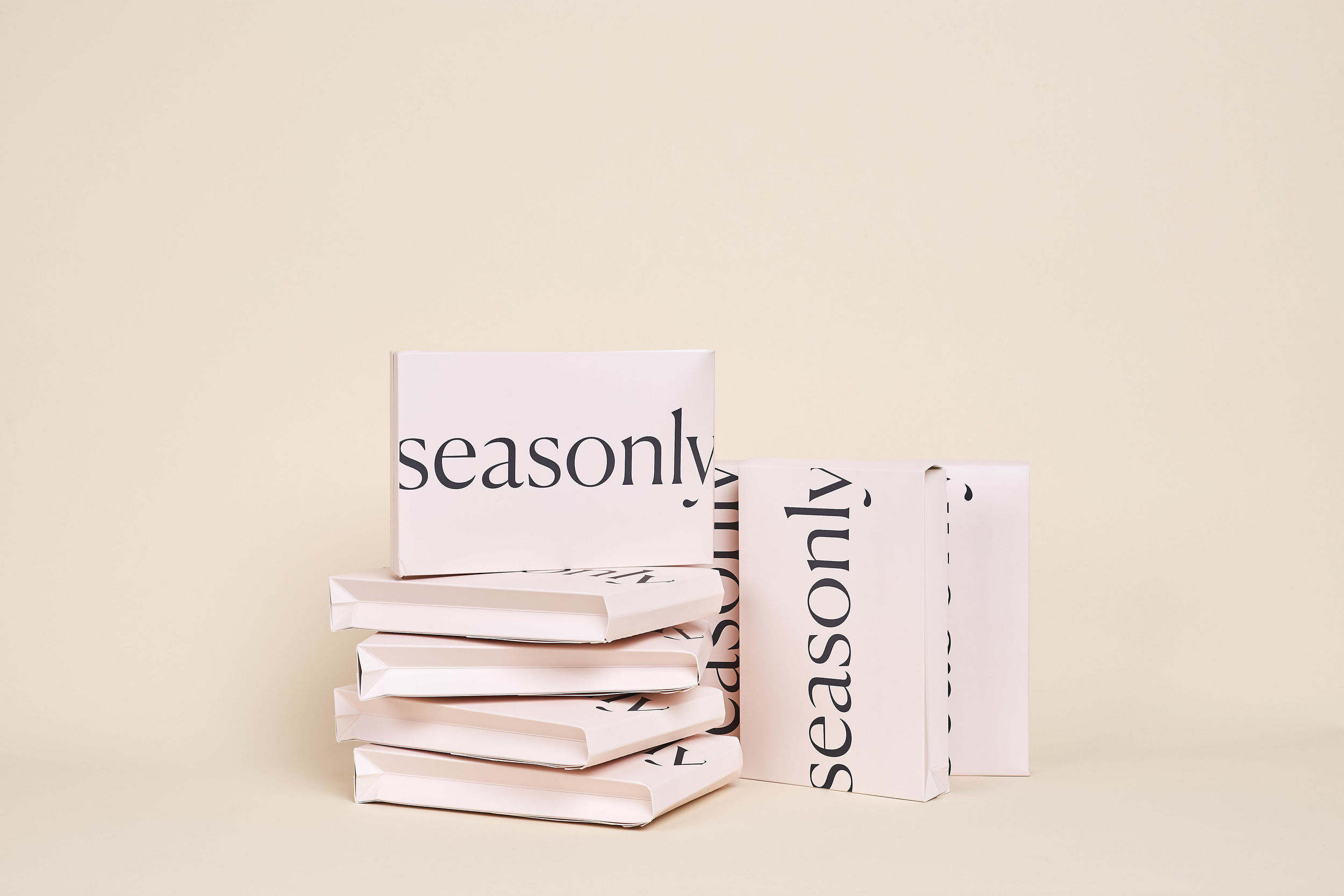 Check Out The Understated Feminine Packaging For Seasonly ...