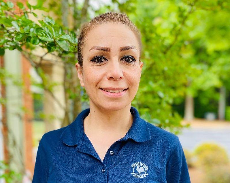 Ms. Parisa , Infant Teacher - 2021