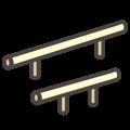 Furniture Handles Icon