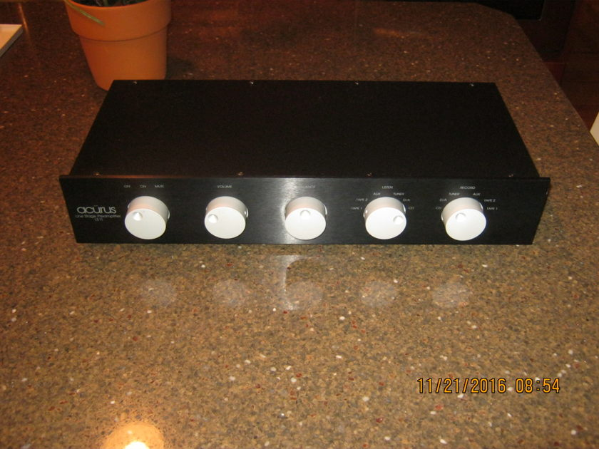 Acurus RS/11 Preamp