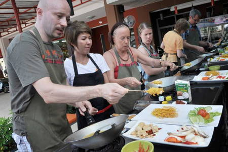 Full Day Thai Cooking Course Khao Lak