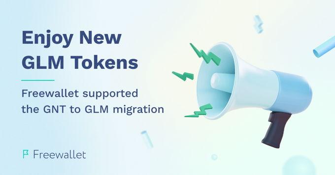 GNT to GLM Migration: Enjoy new GLM tokens