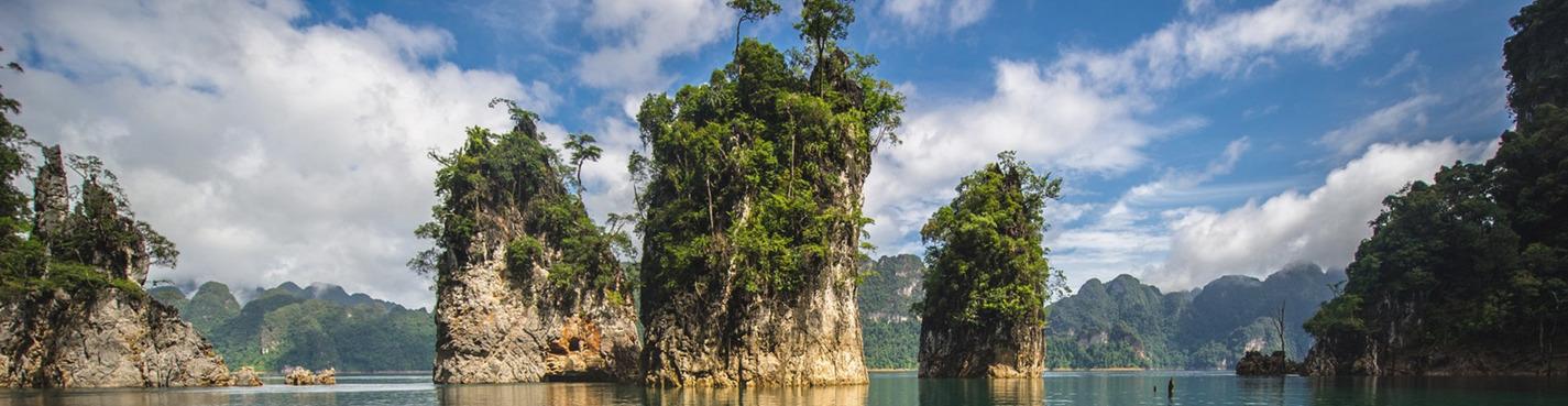 Экскурсия в национальный парк Као Лак