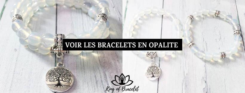 Bracelet Opalite - King of Bracelet