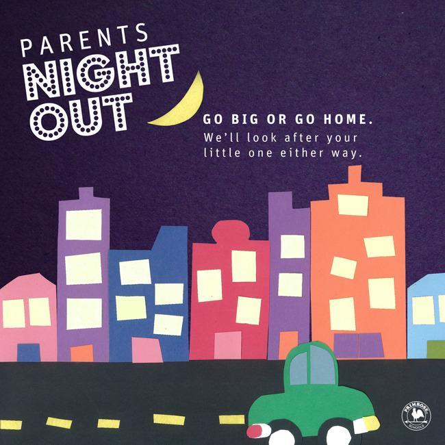 Primrose, parent night