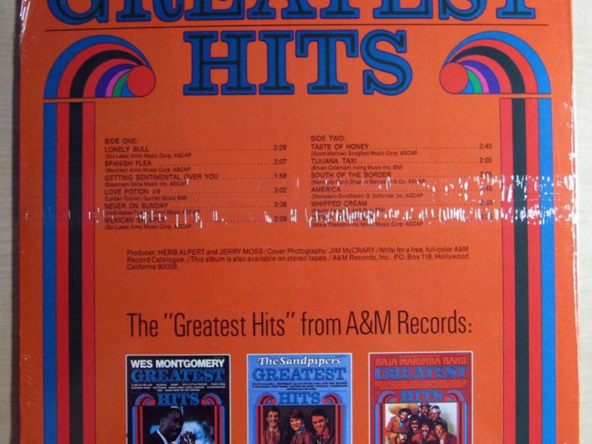 Herb Alpert & The Tijuana Brass - Greatest Hits -  A&M Records SP-3267