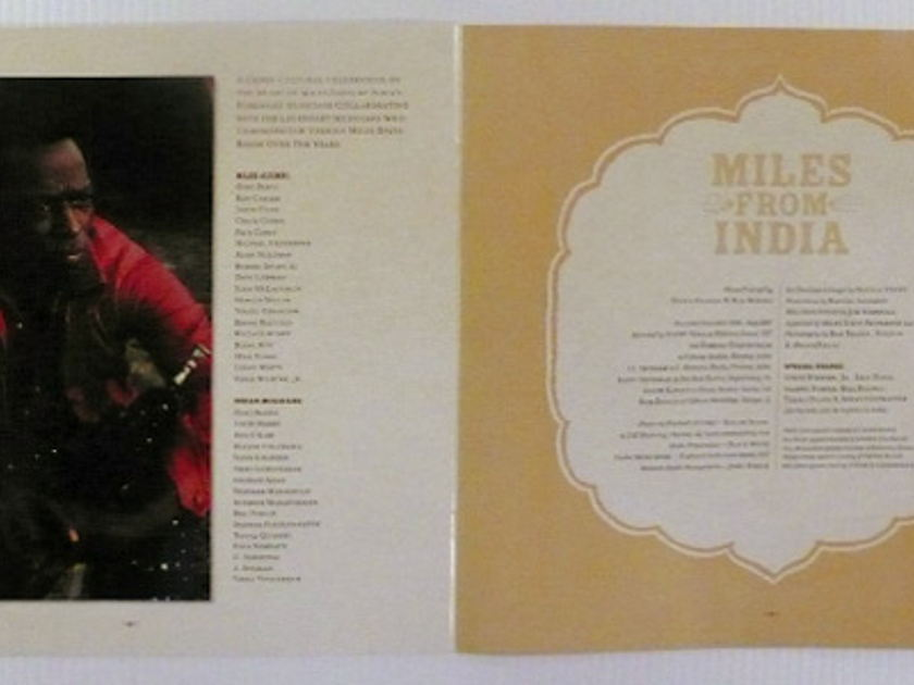 Miles from India :: -  Celebration of the Music of Miles  Davis