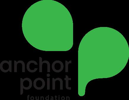 Anchor point foudation logo