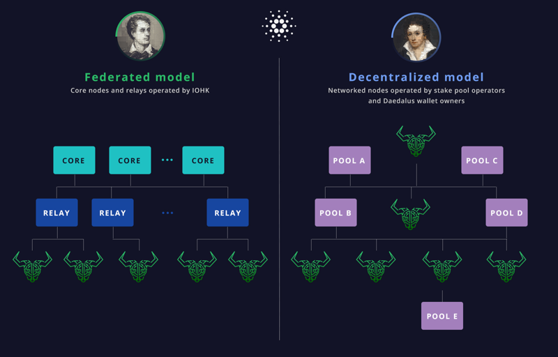 From Byron to Shelley: part two, the journey to the mainnet