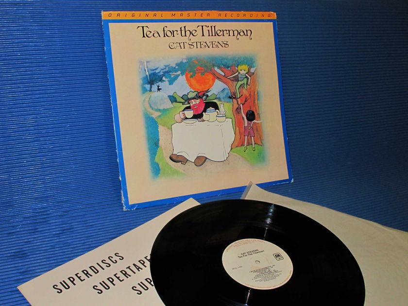 """CAT STEVENS - - """"Tea For TheTillerman"""" - Mobile Fidelity/MFSL 1979"""