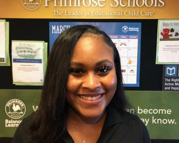 Ms. Teshia Hall , Preschool Pathways Teacher