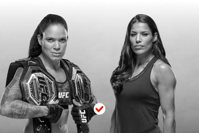 UFC 265 Betting Odds and Picks for Amanda Nunes vs. Julianna Pena