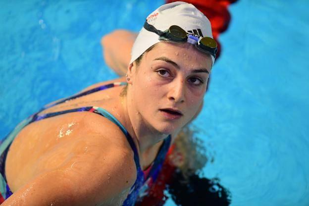 Béryl Gastaldello international swimming league
