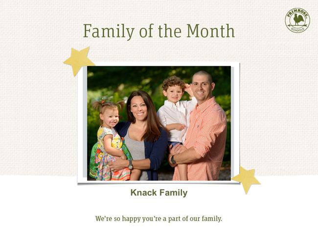 Knack Family