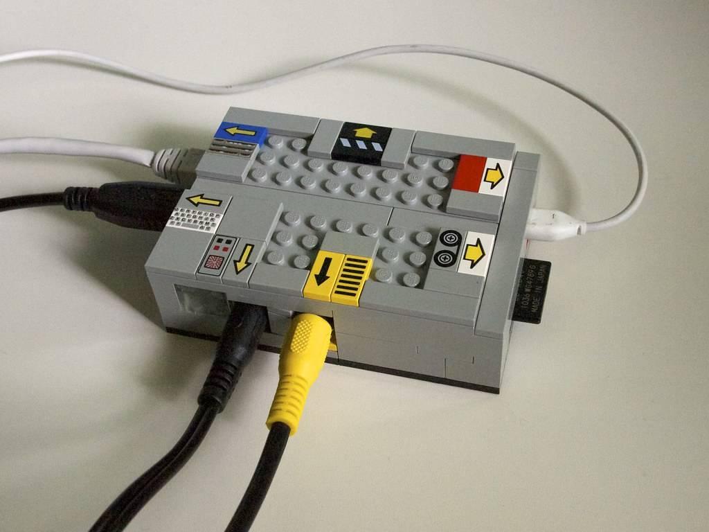 lego Electronic Case